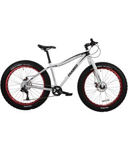 Wolftrax Alloy 2.0 w/ Shimano Deore (2 x 10) Fat Bike