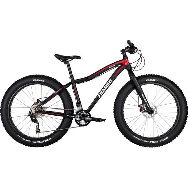 Framed Wolftrax Alloy 1.0 w/ SRAM X5 Fat Bike