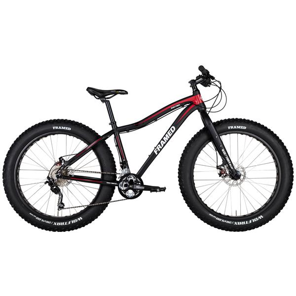 Framed Wolftrax Alloy 2 0 W Shimano Deore Fat Bike