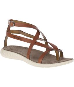 Merrell Duskair Seaway Leather Thong Sandals