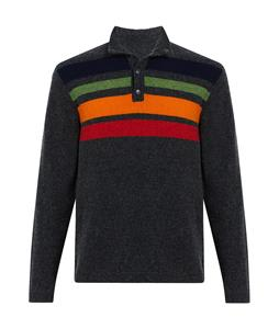 Woolrich Half-Snap Blanket Sweater