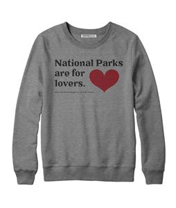 Parks Project Parks Are For Lovers Sweatshirt