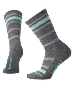 Smartwool Hike Light Crew Stripe Socks