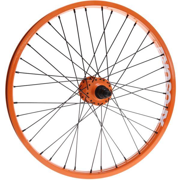 "Xposure Mid Rear Wheels Orange 20"" U.S.A. & Canada"