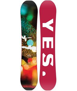 Yes. Libre Wide Snowboard
