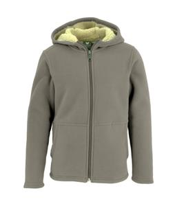 White Sierra Favorite Hooded Jacket Fleece