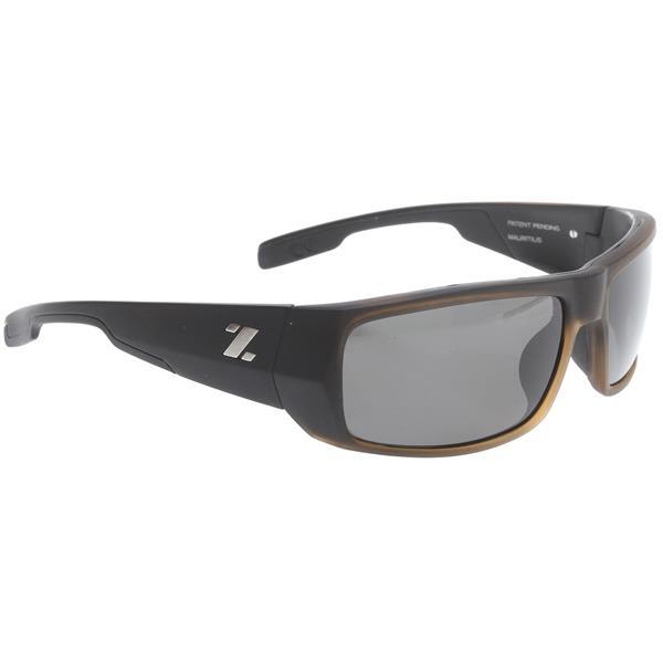 Zeal Snapshot Sunglasses Matte Black / Dark Grey Polarized Lens U.S.A. & Canada