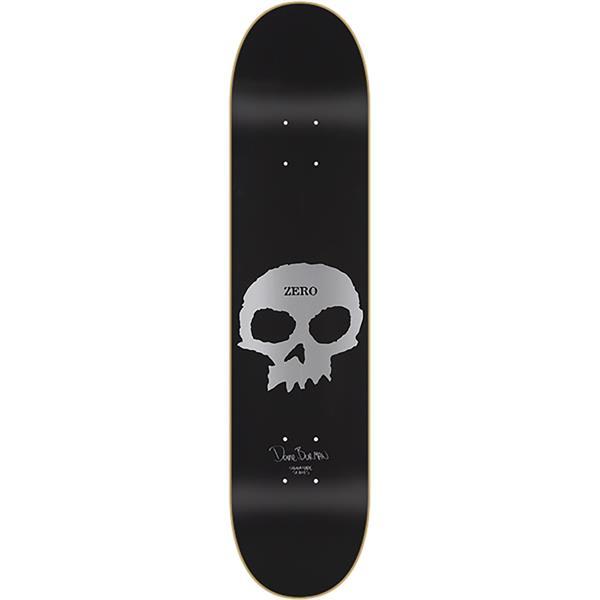 Zero Burman Signature Skull Skateboard U.S.A. & Canada