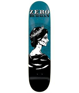 Zero Dead Presidents Burman Skateboard Deck