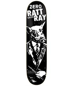 Zero Greed Rattray Skateboard Deck