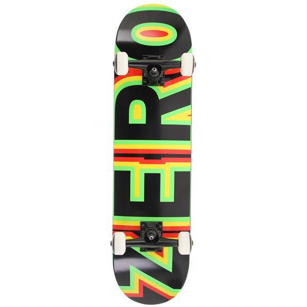 Zero Sandoval Signature Bold Complete Skateboard Red / Yellow / Green U.S.A. & Canada