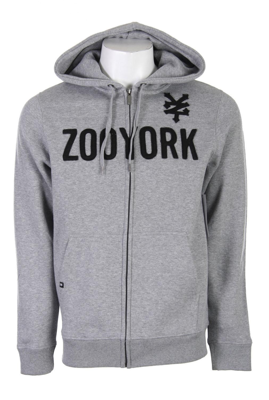 Zoo York Mens Straight Core Plus Hoody